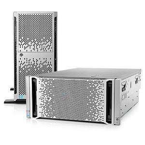 ProLiant ML350p Gen8 E5-2640 2.50GHz 6C 2P 16GB-R P420i SFF 750W PS, Renew