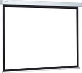 Projecta Compact Manual 190x190 Square (1:1) Matte White