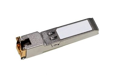 SFP 1000Base-T 10/ 100/ 1000 Copper Transceiver Module for up to 100m transmission on Cat5