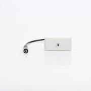 LEGRAND Audio/ Video ljud 3,5 mm med 15 cm kabel (1 modul) (78779)