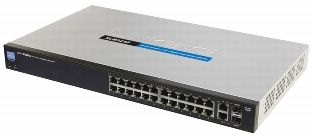 24 PORT 10/ 100/ 1000 POE SWITCH