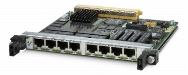 8 PORT FAST ETHERNET (TX) ADAPTER