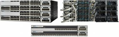 CATALYST 3750X 48 PORT POE IP SWITCH