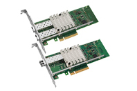 Intel X520 Dual Port 10GbE SFP+ Embedded Adapter for IBM System x