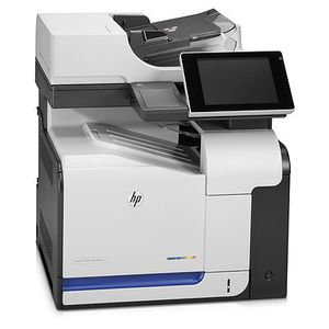 LASERJET ENTERPRISE 500 COLOR MFP 575dn, demo