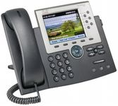 Unified IP Phone 7965, Gig Ethernet, Color, Refurb