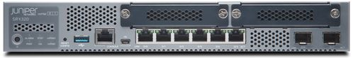 JUNIPER Switch SRX320 with 8GE (w 2x SFP) - 4G RAM - 8G Flash (SRX320)