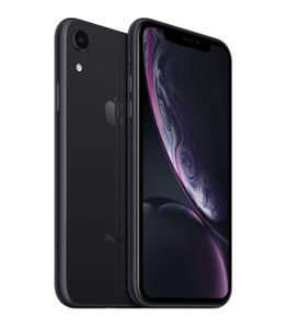 APPLE iPhone XR 64GB black DE (MRY42ZD/A)