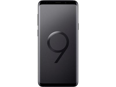 SAMSUNG SM-G965F Galaxy S9+ 64GB midnight black EU (SM-G965FZ)