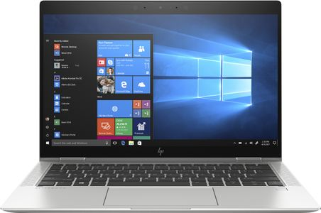 HP EliteBook x360 1030 G4 i7-8565U 13.3inch FHD AG UWVA Touch Sure View 16GB RAM 256GB PCIe NVMe Value UMA W10P 3YW (NO) (7YK95EA#ABN)