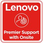 LENOVO 3Y Premier Support with Onsite NBD Upgrade from 1Y Onsite (5WS0T36147)