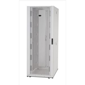 APC NetShelter SX 42U 800mm Wide x 1070mm Deep Enclosure with Sides Grey RAL7035 (AR3180G)