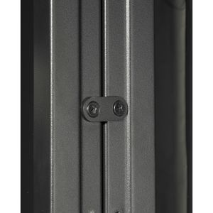 APC NetShelter SV 42U 600mm Wide x 1060mm Deep Enclosure without Sides Black (AR2401)