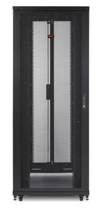 APC NetShelter SV 42U 800mm Wide x 1200mm Deep Enclosure without Sides without Doors Black (AR2580X617)