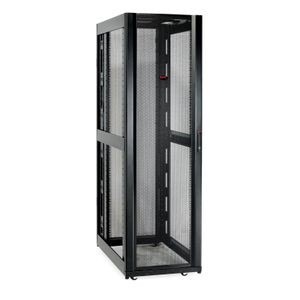 APC NetShelter SX 42U 600mm Wide x 1070mm Deep Enclosure Without Sides Black (AR3100X609)
