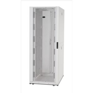 APC NetShelter SX 48U 800mm Wide x 1200mm Deep Enclosure with Sides White (AR3387W)