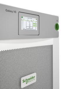 APC Galaxy VS UPS 20kW 400V, 1 internal 7Ah smart modular battery string, expandable to 2, Start-up 5x8 (GVSUPS20KB2HS)