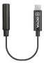 BOYA 3.5mm Female TRS to Male TYPE-C adapter cable