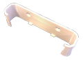 WINTHER UniFi Switch Flex Mini wallmount 3D printed white plastic