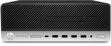 HP ProDesk 600 G5 SFF i5-9500 8GB RAM 256GB SSD USB Slim kbd mouseUSB No 3rd Port DVD-WR W10P 3YW (ML) (7PF74EA#UUW) (7PF74EA#UUW)