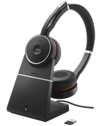 JABRA Evolve 75 with Chargingstand and Link 370 Stereo UC