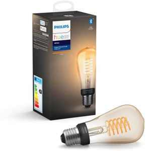 PHILIPS Hue ST64 E27 7W W 2100K BT filament (929002241201)